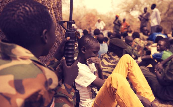 De niño soldado a emprendedor, en el corazón de África