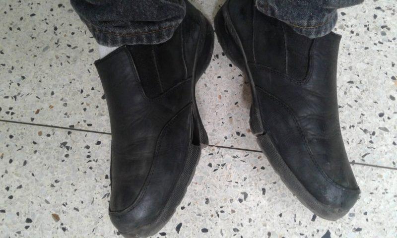 Venezuela: los zapatos de la indignación